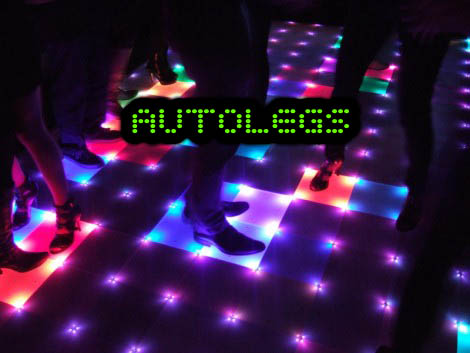 Autolegs - The home of music