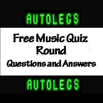 Free Music Quiz Rounds